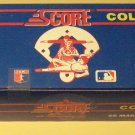 1989 Score factory baseball card set, 660 cards, never opened, MINT
