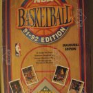 1991 - 1992 Upper Deck Basketball card wax box, 36 packs, never opened, MINT 1991/92