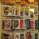 6 rack packs 1986 Topps Baseball cards, never opened, 48 cards each! (hanging rak paks)