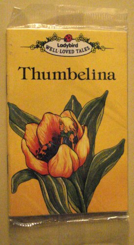 Ladybird & Long John Silver's Classic tales book -Thumbelina 1992, factory sealed