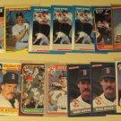 83 Wade Boggs baseball cards, Donruss, Score, Topps, Upper Deck, Fleer, many more NM/M