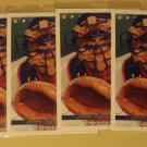 4 Ivan Rodriguez baseball cards, 1993 Upper deck #123, NM/M