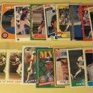 58 Ryne Sandberg baseball cards, Donruss, Fleer, Topps, Score, Upper Deck, NM/M