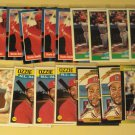 59 Ozzie Smith baseball cards, Donruss, Fleer, Topps, Score, Upper Deck, NM/M