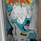 1982 Super Powers Batman (& Robin) punch (punching) Bop Bag, holds air! DC Comics