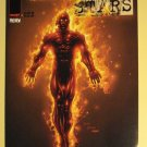 Rising Stars Preview promo promotional ashcan comic book - Top Cow, Michael Straczynski