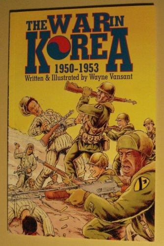 The War In Korea 1950 - 1953 comic book - Heritage Collection, Korean war