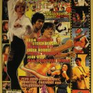 Oriental Cinema magazine #7 Vol. 3, Bruce Lee, Chuck Norris, Cynthia Rothrock, Jackie Chan