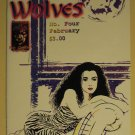 Dramenon Studios - Dream Wolves #4 comic book