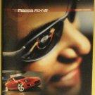 2005 Mazda RX-8 car dealer dealership sales brochure, full color RX8