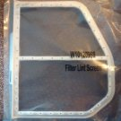 Whirlpool dryer lint screen / filter/ trap #W10120998 new in package never used