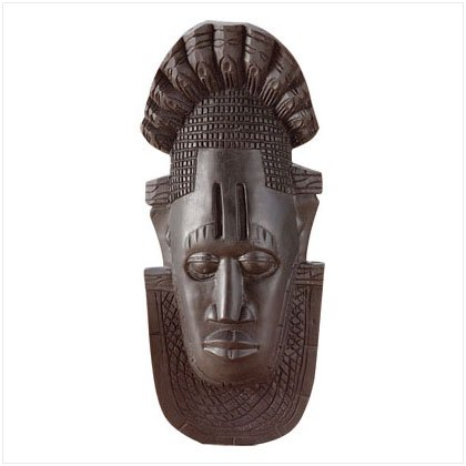 AFRICAN TRIBAL MASK