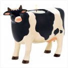 COW CANDLEHOLDER