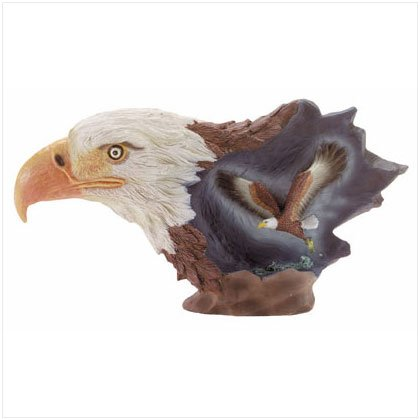 EAGLE SPIRIT STATUE