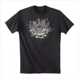 BRANDED LIONS T-SHIRT - Large