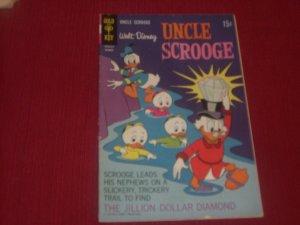Walt Disney Uncle Scrooge #77