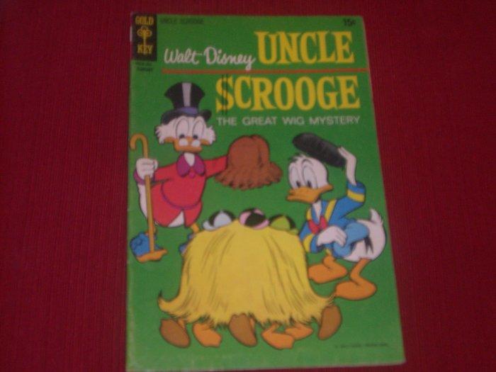 Walt Disney Uncle Scrooge #85