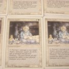 Magic The Gathering - Samite healer Set of 7