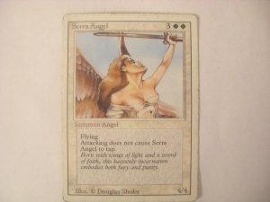 Magic The Gathering - Serra Angel