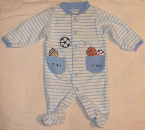 Carter's one piece sleeper nb newborn shirt bodysuit   001113