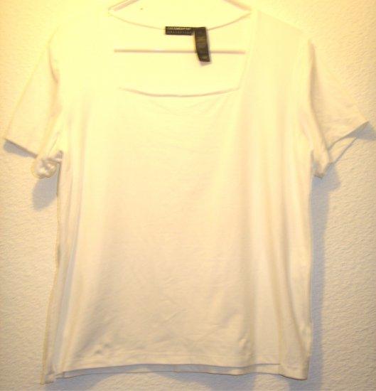 Liz Claiborne shirt sz Large 00015
