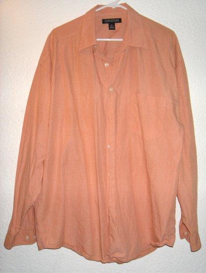Structure button front shirt sz XL 00075