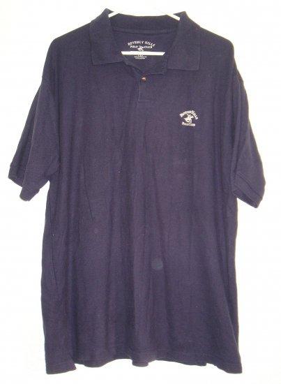 Beverly Hills Polo Club shirt sz Large 00140