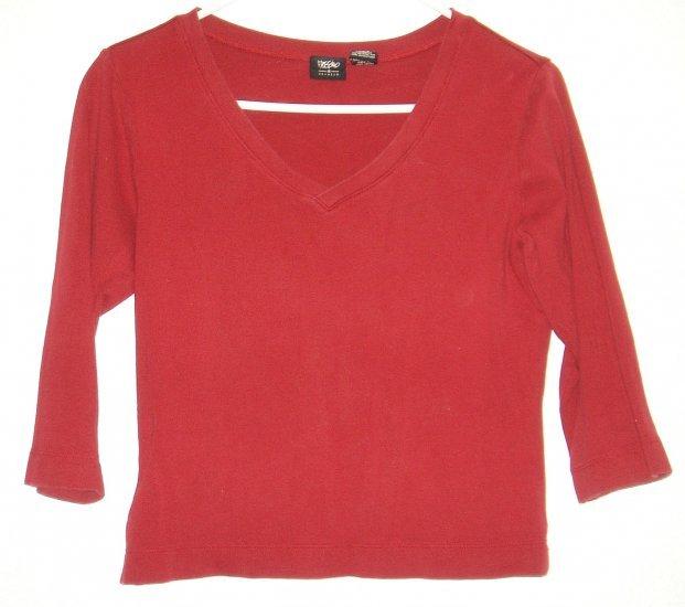Mossimo shirt sz Medium stretch 00204