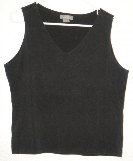 Bass G.H. Bass & Co shirt stretch sz Large 00222
