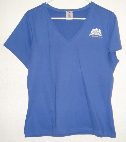 Port Authority Red Hook shirt sz Ladies XL 00224