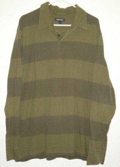 Cherokee polo style shirt sz XL 00231