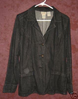 St Johns Bay jacket sz Large 00316