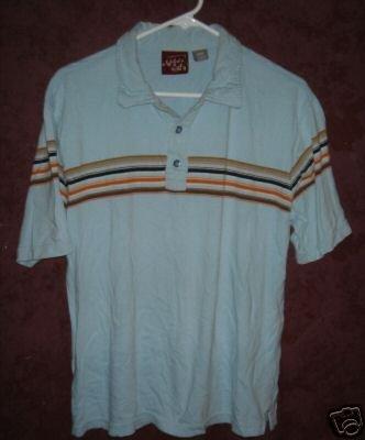 Quiksilver polo style shirt mens sz Medium 00317