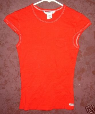 Abercrombie & Fitch shirt sz Small 00329