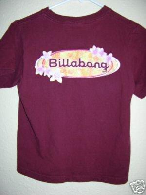 Billabong tee shirt jr girls Small 00344