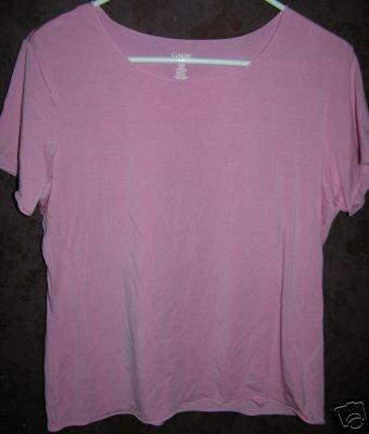 GNW great nw shirt sz XL 00391