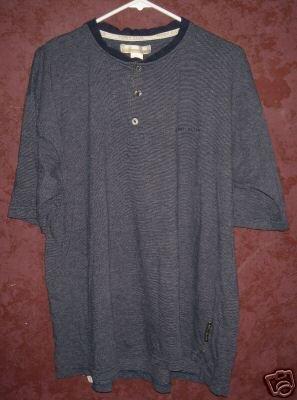 Perry Ellis shirt sz Large 00424