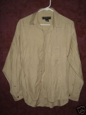 Jay Jacobs menswear shirt sz Small 14 - 14 1/2 00427