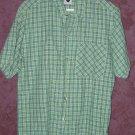 Bugle Boy button front shirt sz Small 00471
