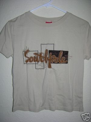 Southpole baby tee shirt sz Large 00489
