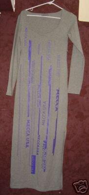 *NEW* MECCA sports apparel dress Medium NWT 00493