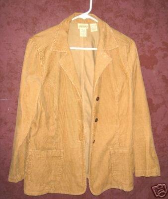 St Johns Bay jacket sz Petite Large 00577