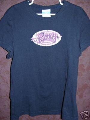 ROXY tee shirt sz Small 00587