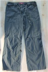 Zinc pants sz 11 essential element juniors 00738