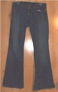 DKNY Jeans blue denim sz 9 9R juniors new york karan 00930