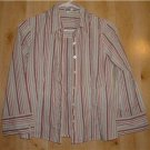 Old Navy Brand shirt sz Small Perfect Fit Stretch 00945