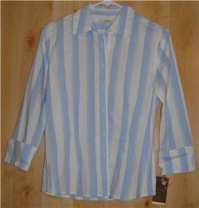 Merona button front shirt sz Small NEW womens NWT 00947