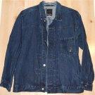 SEAN JOHN blue jean denim jacket coat sz Medium mens sj 001090