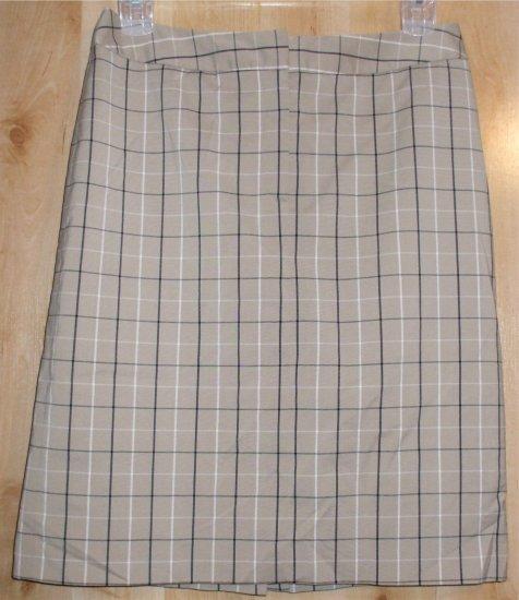 Ann Taylor Factory Store skirt sz 10 womens misses  001236