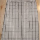 Ann Taylor Factory Store skirt sz 10 womens misses  001236